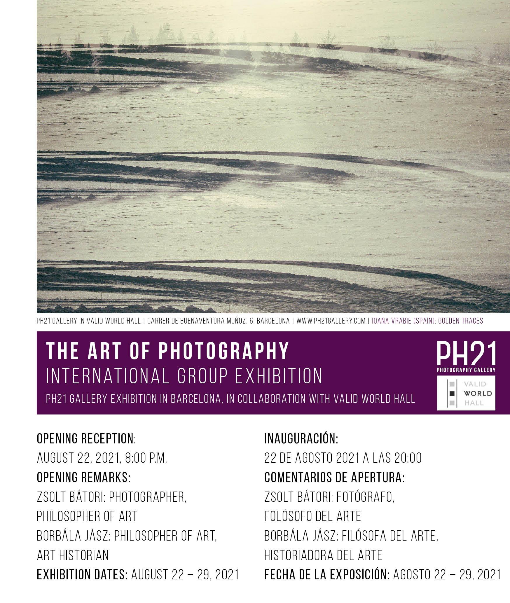 The art of photography – PH21 @Barcelona